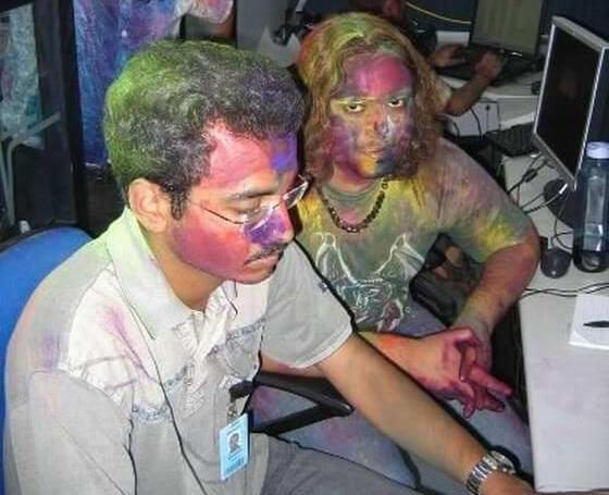 Чем отмыть краску от принтера с рук, советы как отмыть краску с кожи рук