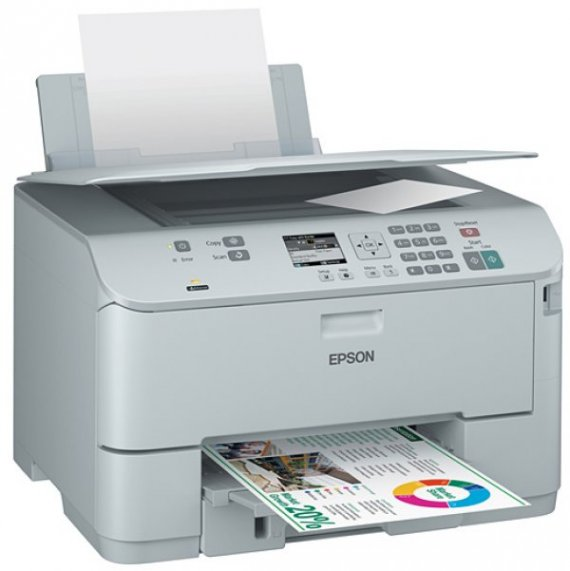 изображение Epson WorkForce Pro WP-4515 с ПЗК 2