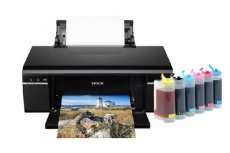 изображение Epson Stylus Photo P50 с СНПЧ King Size