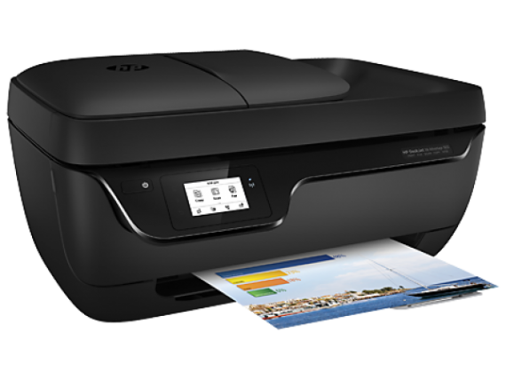 изображение МФУ HP Deskjet Ink Advantage 3835 с СНПЧ High Tech Profi