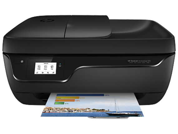 изображение HP Deskjet Ink Advantage 3835 2