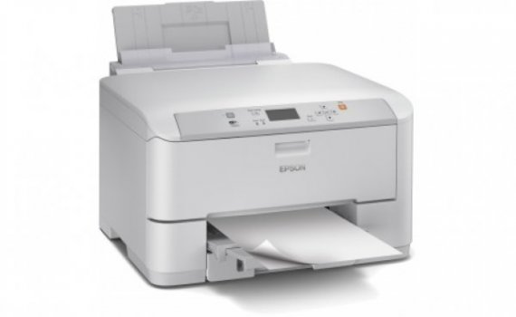 изображение Epson WorkForce Pro WF-5110DW с ПЗК 3