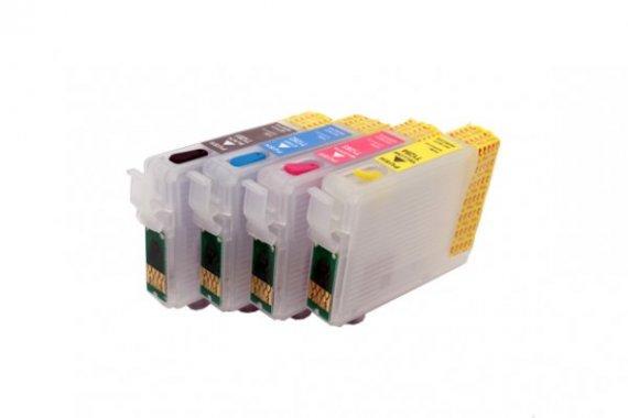 Перезаправляемые картриджи Epson SX235W от производителя Lucky ...
