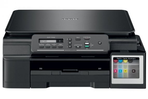 изображение МФУ Brother DCP-T300 InkBenefit Plus c СНПЧ