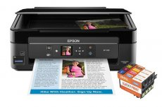 изображение Epson Expression Home XP-330