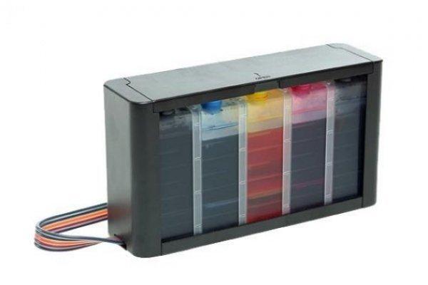 СНПЧ Epson Expression Premium XP-830 High Tech Бесчиповая прошивка