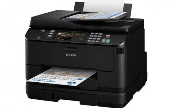 изображение Epson WorkForce 4540 Refurbished 2