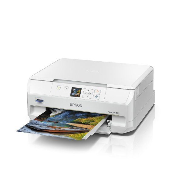 Купить МФУ Epson Colorio EP-707A с СНПЧ в интернет ...: http://lucky-print.biz/mfu-epson/ep-707a.html