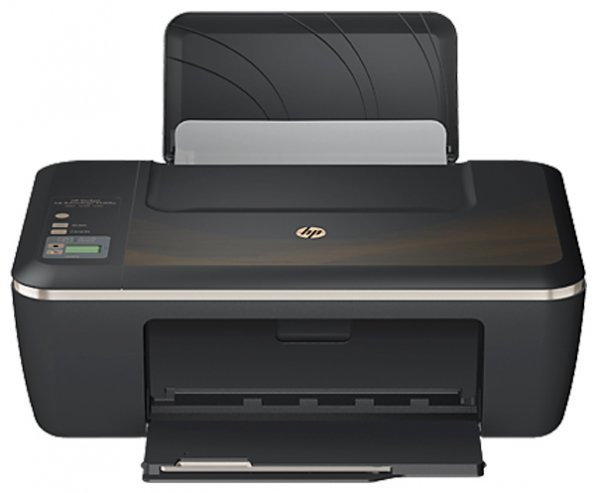 изображение МФУ HP Deskjet Ink Advantage 2520hc с СНПЧ High Tech Profi