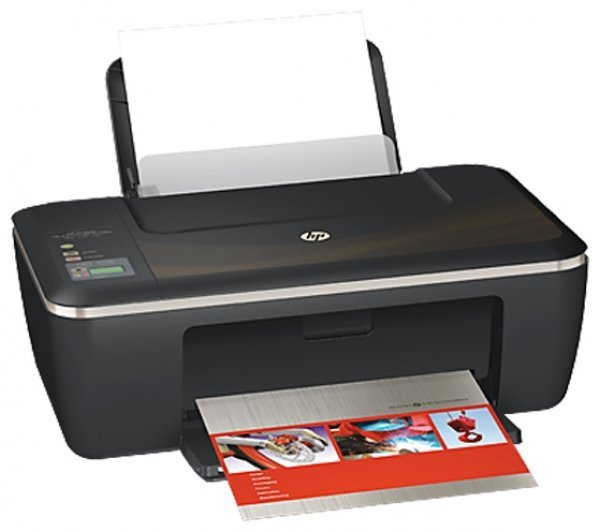 изображение HP Deskjet Ink Advantage 2520hc