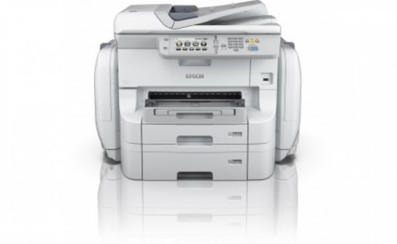изображение МФУ Epson WorkForce Pro RIPS WF-R8590DTWF