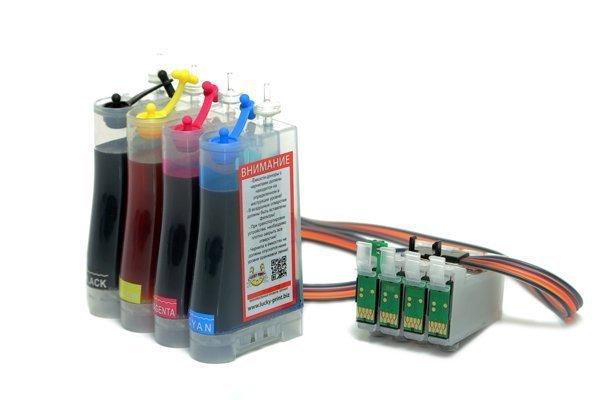 СНПЧ Epson Colorio PX-045A Standart