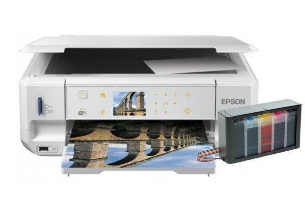 Купить МФУ Epson Expression Premium XP-655 с СНПЧ в ...: http://lucky-print.biz/mfu-epson/xp-655.html