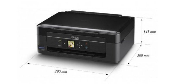 изображение Epson Expression Home XP-313 с СНПЧ