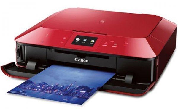 Как сделать сканирование на принтере canon