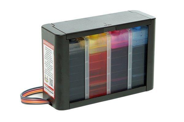 Lucky Print СНПЧ HP DeskJet 5100 High Tech с демпфером